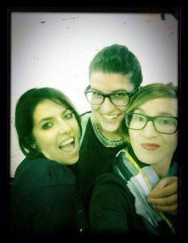 Nina, Simone & Denise <3